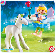 Playmobil Special Fairy with Unicorn #4692
