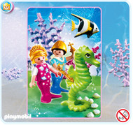 Playmobil Mermaid Prince and Princess #4814