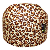 Bumbo Seat Cover Faux Fur Leopard 951