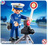 Playmobil Special Police with Radar Control #4902