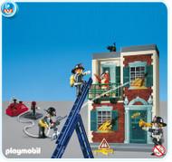 Playmobil Fire Rescue Starter Set 5705