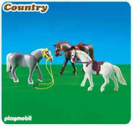 Playmobil Add-On 3 Horses II #6257