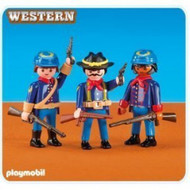 Playmobil Add-On 3 Union Soldiers II #6274