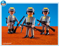 Playmobil Add-On 3 Rebel Soldiers #7046