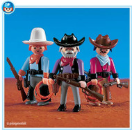 Playmobil Add-On 3 Cowboys #7273 2