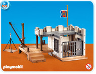 Playmobil Add-On Pirate Prison Fortress #7376
