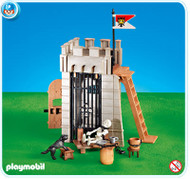 Playmobil Add-On Pirates Dungeon #7377