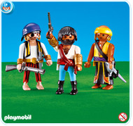 Playmobil Add-On 3 Pirates #7381
