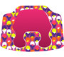 Bumbo Seat Cover Flowers 957