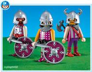Playmobil Add-On 3 Barbarians #7772
