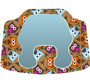 Bumbo Seat Cover Owls 961