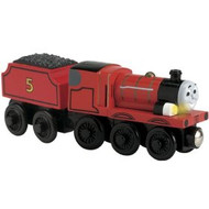 Thomas the Tank Engine Wooden Talking James