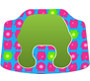 Bumbo Baby Seat Cover Pigs 964
