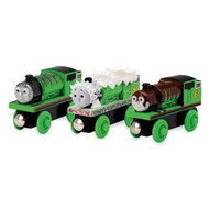 Thomas the Tank Wooden Adventures of Percy
