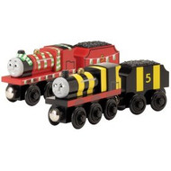 Thomas the Tank Wooden Adventures of James