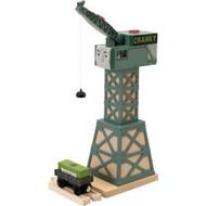 Thomas the Tank Wooden Deluxe Cranky the Crane