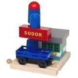 Thomas the Tank Wooden Sodor Cargo Drop