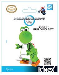 Knex Nintendo Mario Kart Wii Yoshi Figure 38028