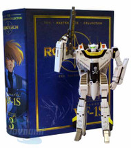 Robotech Masterpiece Roy Fokker Focker VF-1S Volume 3