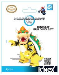 Knex Nintendo Mario Kart Wii Bowser Figure 38029