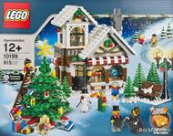 Lego Christmas Winter Toy Shop 10199