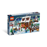 Lego Christmas Winter Village Bakery 10216