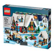Lego Christmas Winter Village Cottage 10229