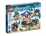 Lego Creator Christmas Winter Village Market 10235