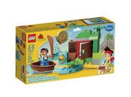 Lego Duplo Disney Jake's Treasure Hunt 10512