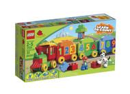 Lego Duplo Number Train Set 10558