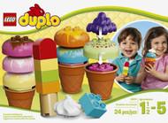 Lego Duplo Creative Ice Cream 10574