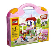 Lego Bricks & More Pink Suitcase 10660