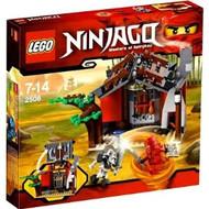Lego Ninjago Blacksmith Shop 2508