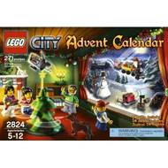 Lego 2010 City Advent Calendar 2824