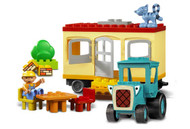 Lego Bob the Builder Travis and the Mobile Caravan 3296