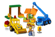 Lego Bob the Builder Scoop and Lofty Building Yard 3297