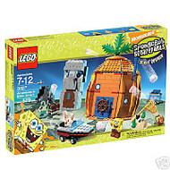 Lego SpongeBob Adventures in Bikini Bottom 3827