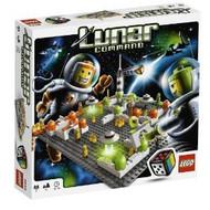 Lego Games Lunar Command 3842