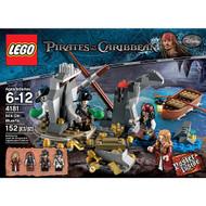 Lego Pirates of the Caribbean Isla de la Muerta 4181