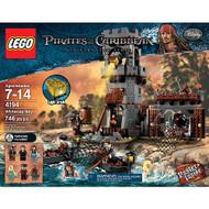 Lego Pirates of the Caribbean Whitecap Bay 4194