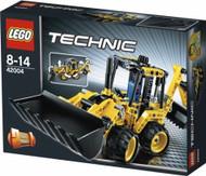 Lego Mini Backhoe Loader 42004