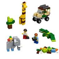 go Creator Safari  Building Set 4637
