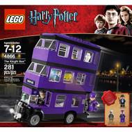 Lego Harry Potter The Knight Bus 4866