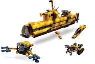Lego Designer Set Sea Explorers 4888