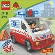 Lego Duplo Ambulance 4979