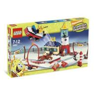 Lego SpongeBob Mrs. Puff's Boating School 4982