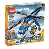 Lego Creator Cargo Copter 4995