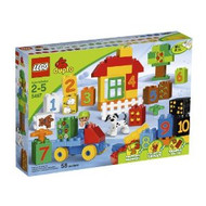 Lego Duplo Play with Numbers 5497