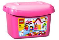 Lego Pink Brick Box 5585