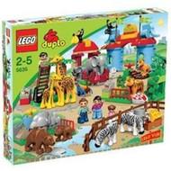 Lego Duplo Big City Zoo Set 5635